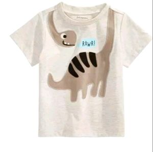 First Impressions Dino Short Sleeve T-Shirt